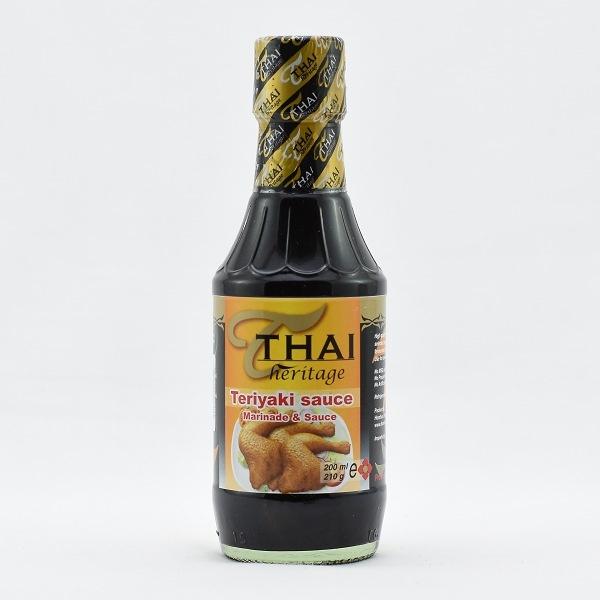 Thai Heritage Teriyaki Sauce 200Ml - in Sri Lanka