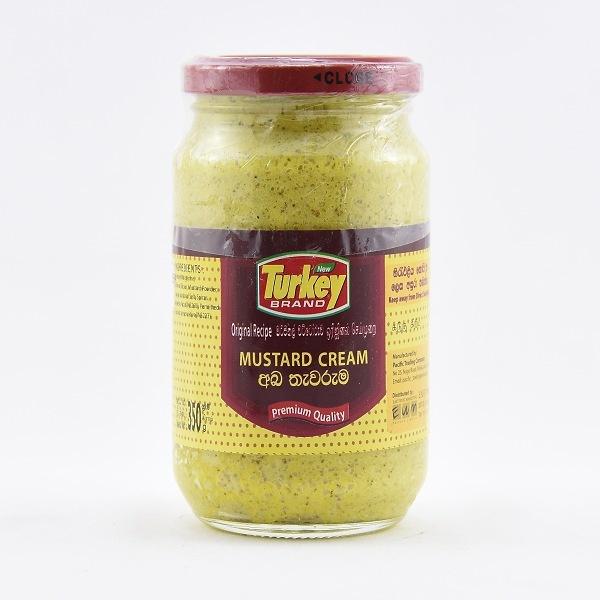 Turkey Mustard Cream 350G - in Sri Lanka