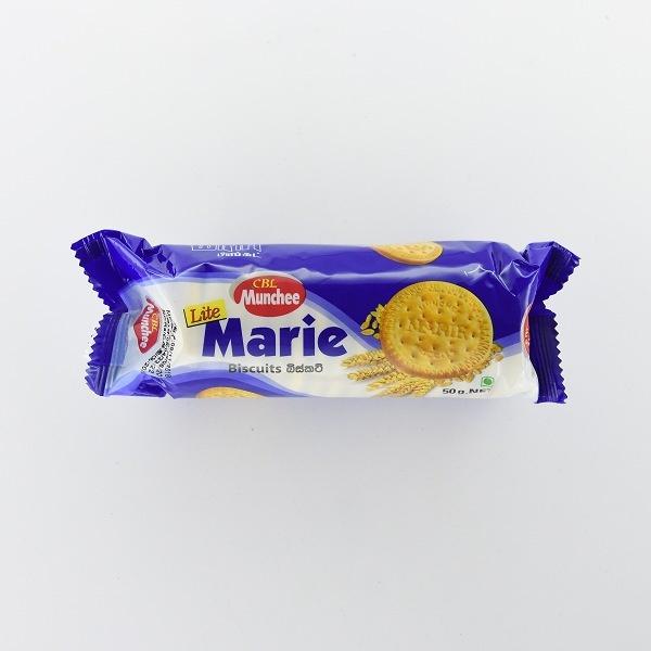 Munchee Biscuit Lite Marie 50g - in Sri Lanka