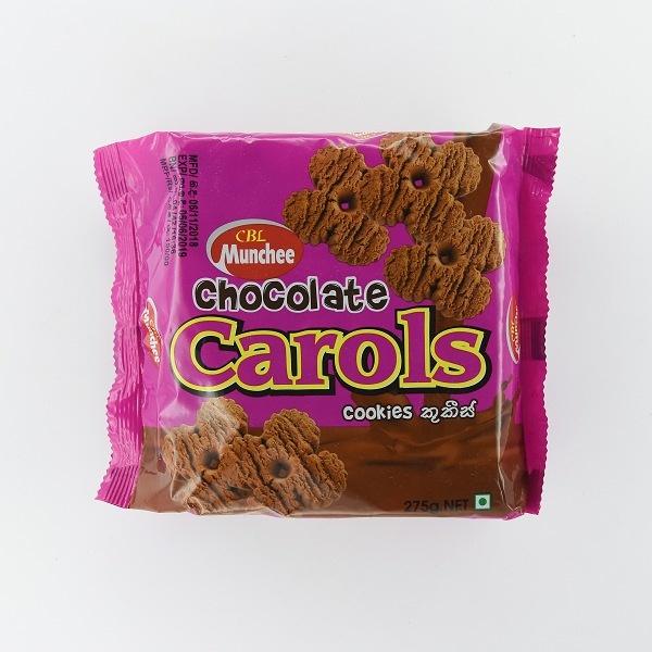 Munchee Biscuit Chocolate Carols 275g - in Sri Lanka