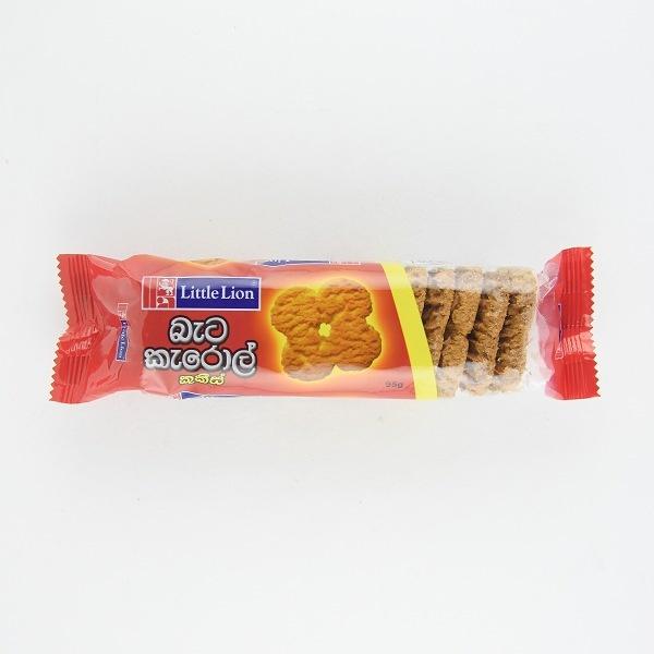 Little Lion Biscuit Batter Carol Cookie 100g - in Sri Lanka