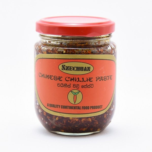 Szechuan Chinese Chilli Paste 350g - in Sri Lanka