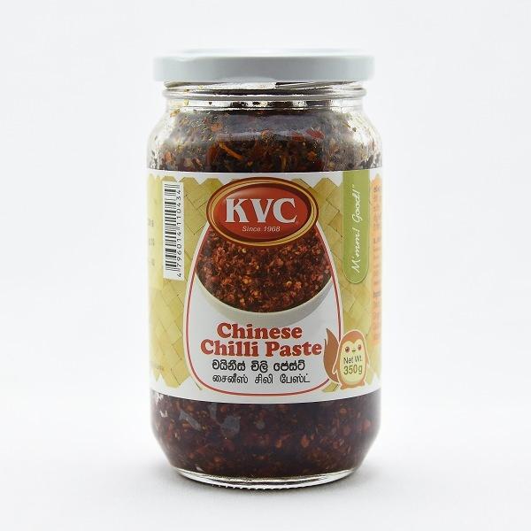 Kvc Chinese Chilli Paste 350g - in Sri Lanka