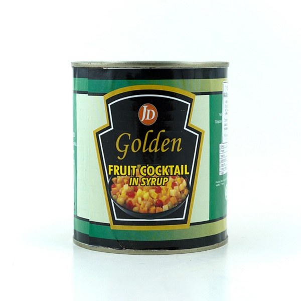 Golden Fruit Cocktail Syrup 850g - in Sri Lanka