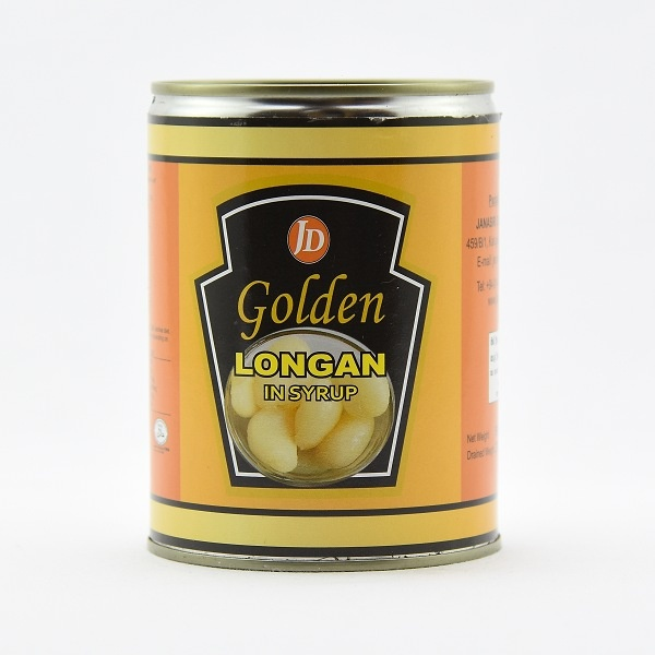 Golden Canned Longans 565G - in Sri Lanka