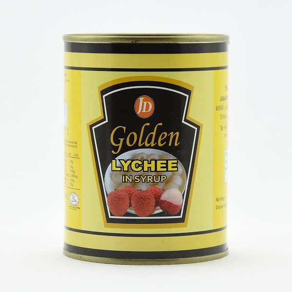 Golden Lychees In Syrup 567g - GOLDEN - Processed/ Preserved Fruits - in Sri Lanka