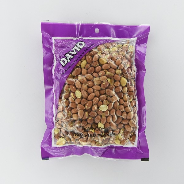 David Roasted Peanuts 200G - DAVID - Snacks - in Sri Lanka