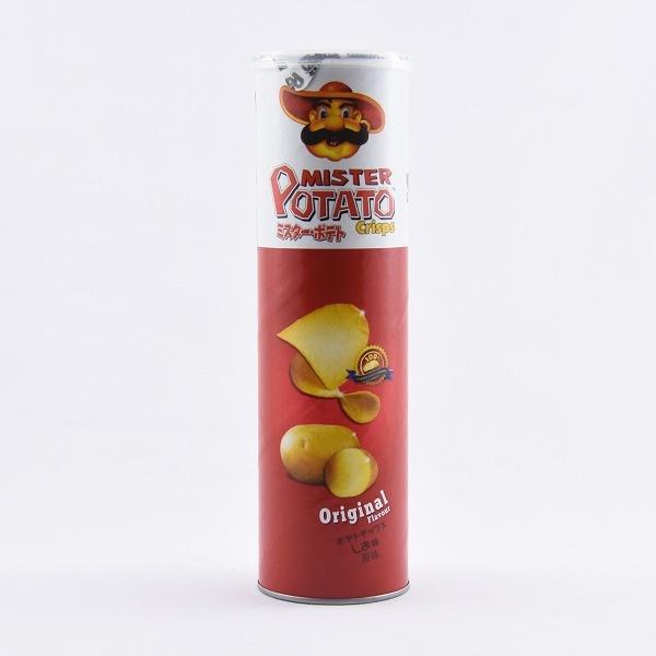 Mister Potato Crisp Original Can 100g - in Sri Lanka