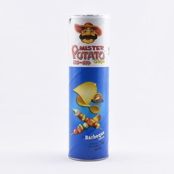 Mister Potato Crisp Bbq Can 130g - in Sri Lanka