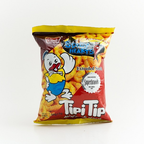Uswatte Tipi Tip Spicy Heart 50G - in Sri Lanka