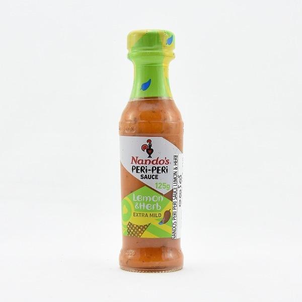 Nando's Peri Peri Sauce Lemon & Herb 125g - in Sri Lanka