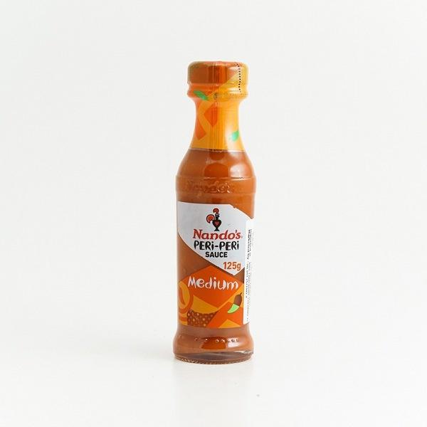 Nando's Peri Peri Sauce Medium 125ml - in Sri Lanka