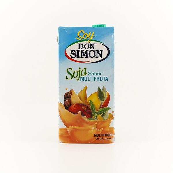 Don Simon Juice Soy Multy Fruit Brik 1l - DON SIMON - Fruit Drinks - in Sri Lanka