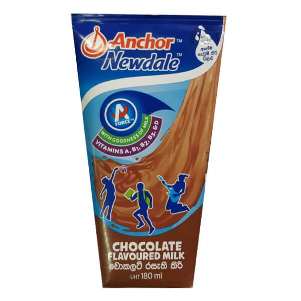 Anchor Newdale Milk Chocolate Uht Tetra 180ml - in Sri Lanka