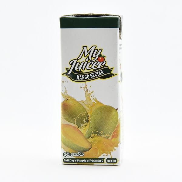 My Juicee Nectar Mango 200ml - in Sri Lanka
