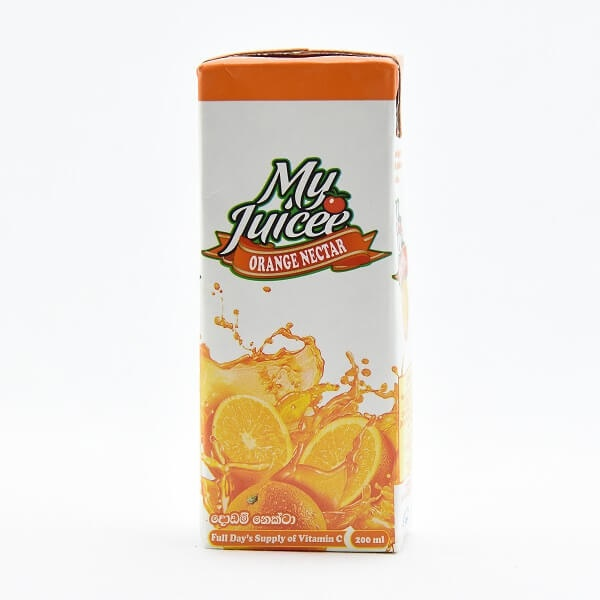 My Juicee Nectar Orange 200ml - in Sri Lanka