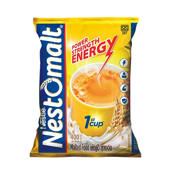 Nestomalt Malt Drink Super Pack 400g - in Sri Lanka