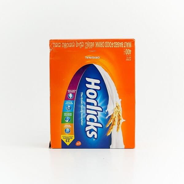 Horlicks Malt Drink Carton Pack 400g - in Sri Lanka
