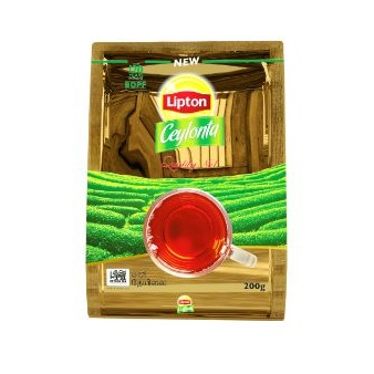 Lipton Ceylonta Black Tea Pouch 200G - in Sri Lanka