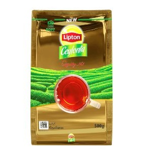 Lipton Ceylonta Black Tea Pouch 500G - in Sri Lanka