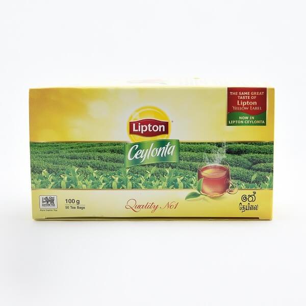 Ceylonta Tea Bag 50S 100G - in Sri Lanka