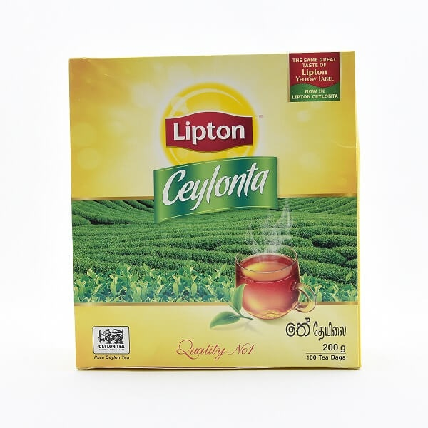 Ceylonta Tea Bag 100S 200G - in Sri Lanka