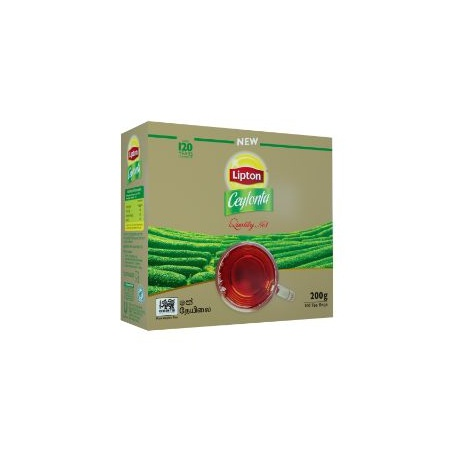 Lipton Ceylonta Black Tea Bags 100S 200G - in Sri Lanka