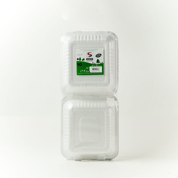 Safepac Large Food Box Square 10s - in Sri Lanka