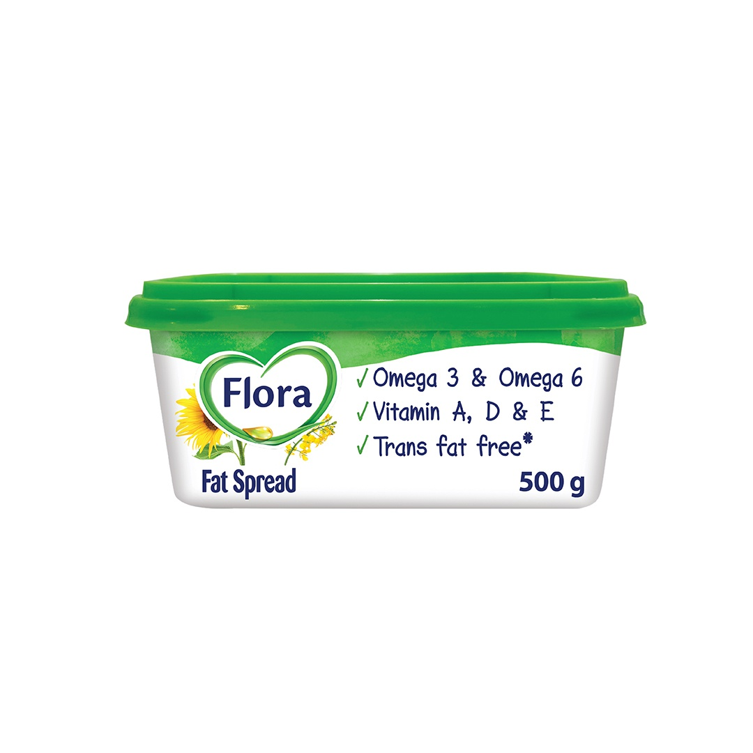 Flora Healthy Fat Spread (Use like Butter) 500g - FLORA - Spreads - in Sri Lanka