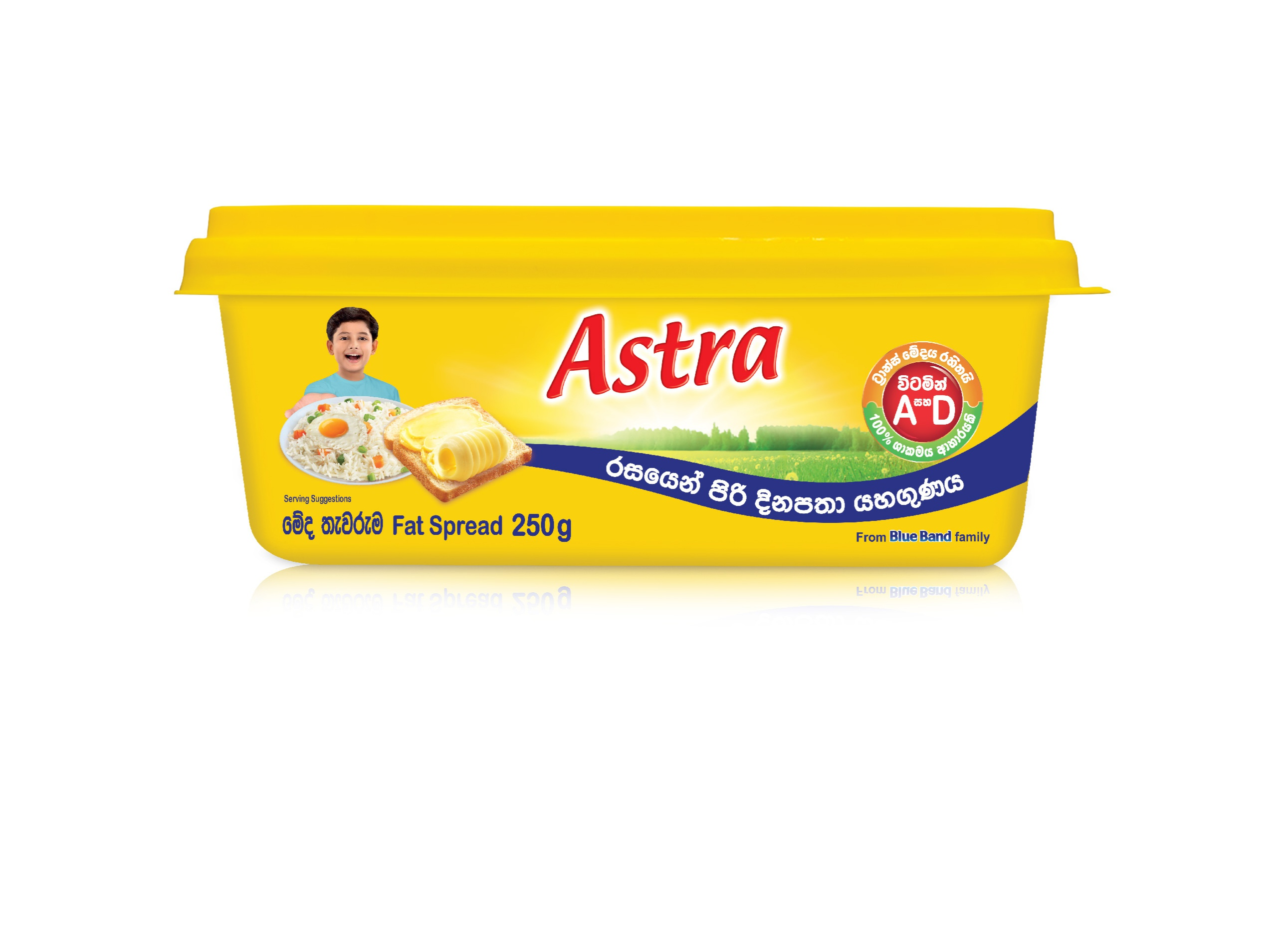 Astra Fat Spread 250G - ASTRA - Spreads - in Sri Lanka