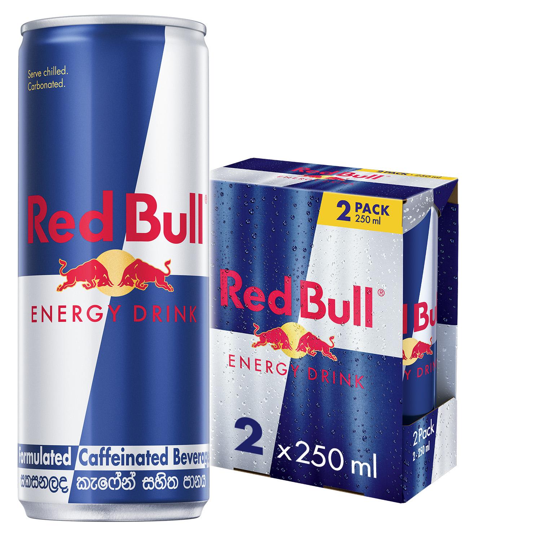 Red Bull Energy Drink Buy 2 Save Rs.100.00 - RED BULL - Sport & Energy Drinks - in Sri Lanka