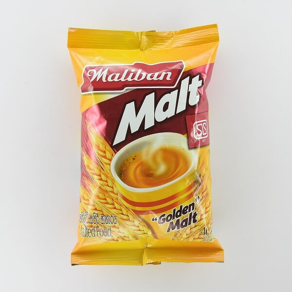 Maliban Malt Food Drink Foil Pack 400g - in Sri Lanka
