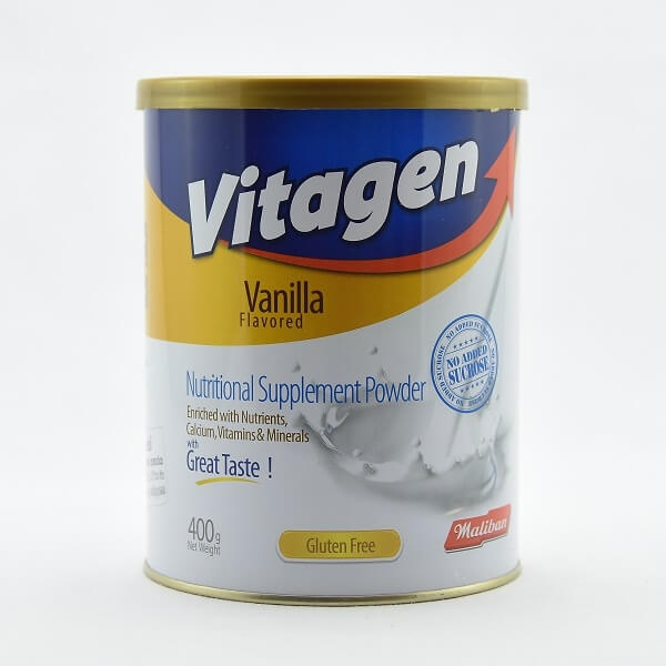 Maliban Milk Powder Vitagen Tin 400g - in Sri Lanka