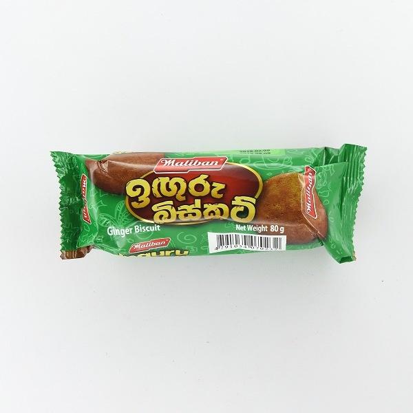 MALIBAN BISCUIT INGURU 80G - in Sri Lanka