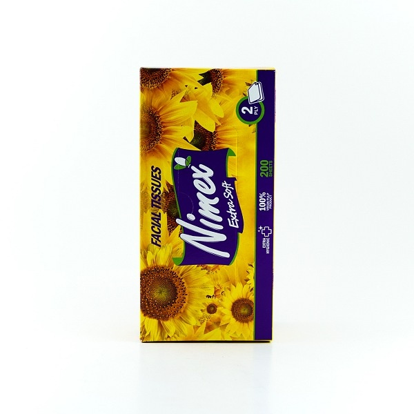 NIMEX FACIAL TISSUE BOX 200S - in Sri Lanka