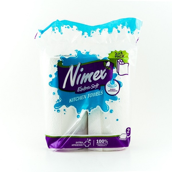 NIMEX KITCHEN TOWELS 2S - in Sri Lanka