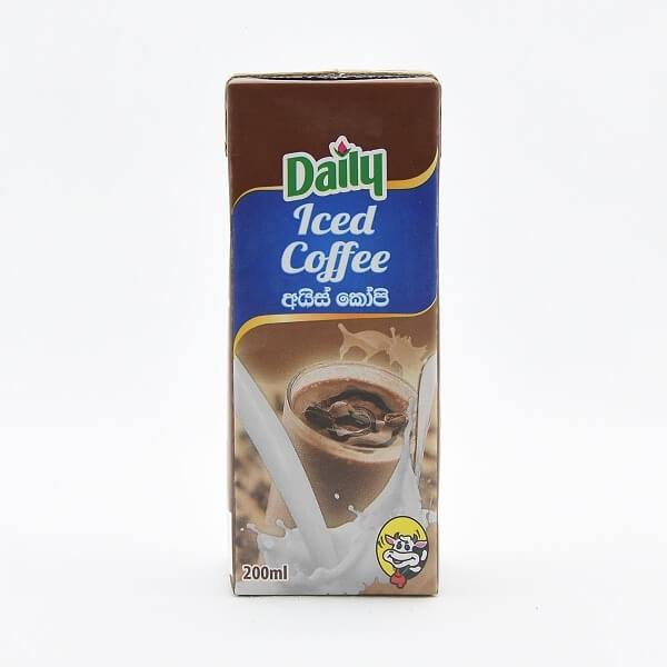 DAILY MILK ICED COFFEE 200ML - GLOMARK - Coffee - in Sri Lanka