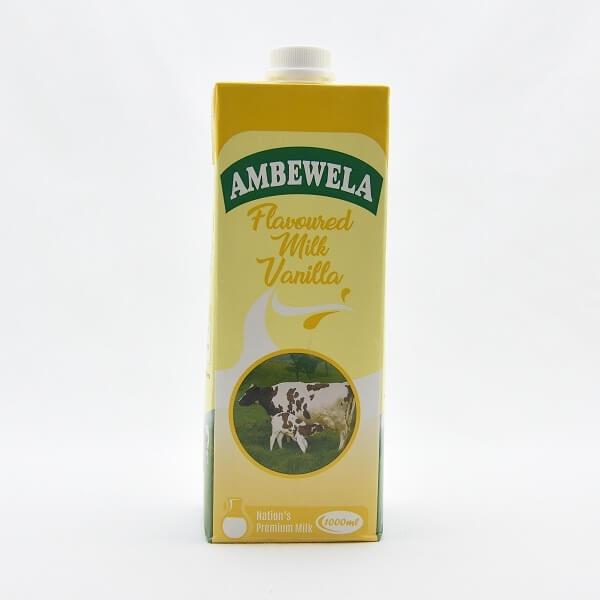 AMBEWELA MILK VANILLA 1L - in Sri Lanka