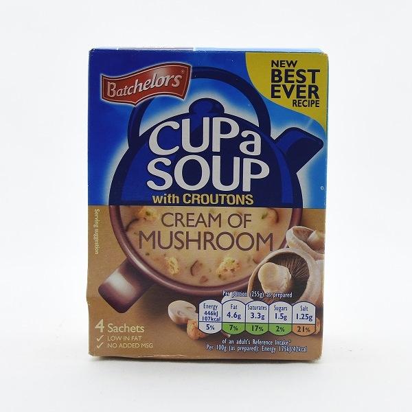 Batchelors Cup A Soup Cream Of Mushroom 99g - GLOMARK - Soups - in Sri Lanka