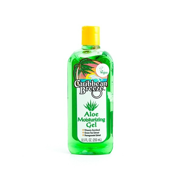 Caribbean Breeze Moisturizing Gel Aloe 250ml - in Sri Lanka