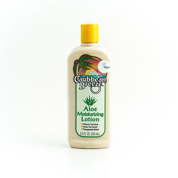 Caribbean Breeze Body Moisturizing Lotion Aloe 250ml - in Sri Lanka