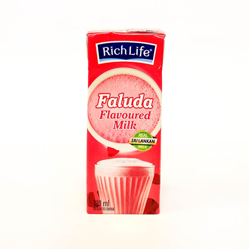Richlife Milk Faluda Flavoured 180ml - in Sri Lanka