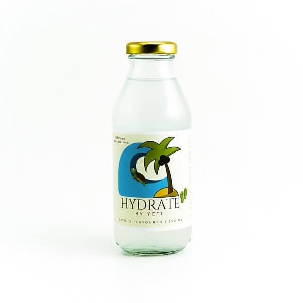 Yeti Vitamin Drink Hydrate Citrus Flavoured 350ml - in Sri Lanka