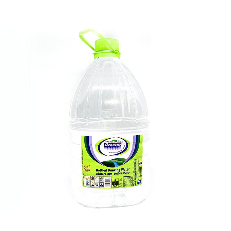Orzone Bottled Drinking Water 5L - in Sri Lanka