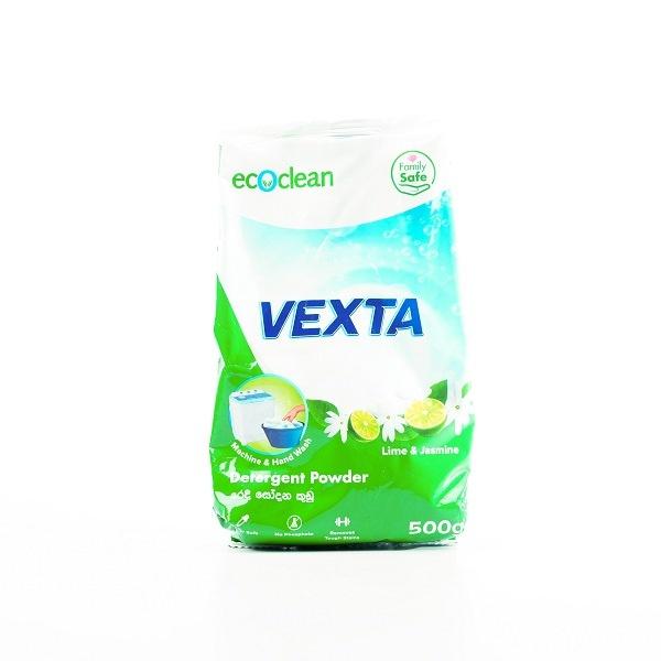 Vexta Detergent Powder Lime & Jasmine 500G - in Sri Lanka