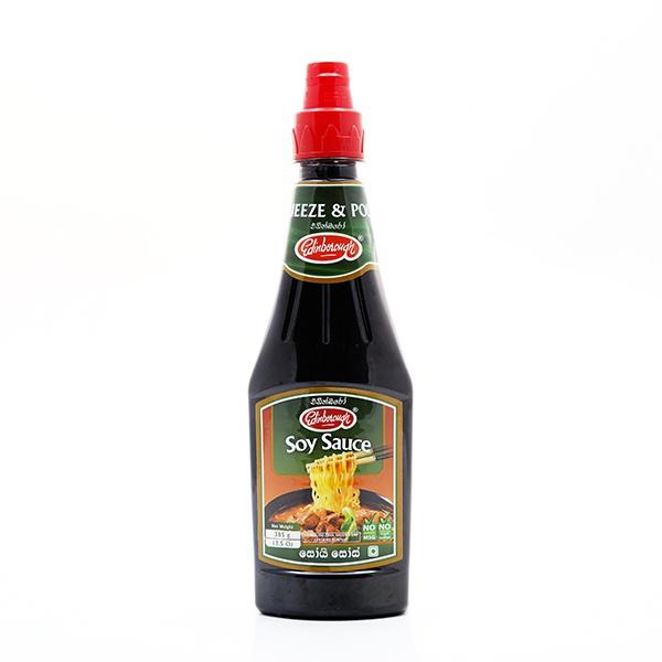 Edinborough Soy Sauce 385G - EDINBOROUGH - Sauce - in Sri Lanka