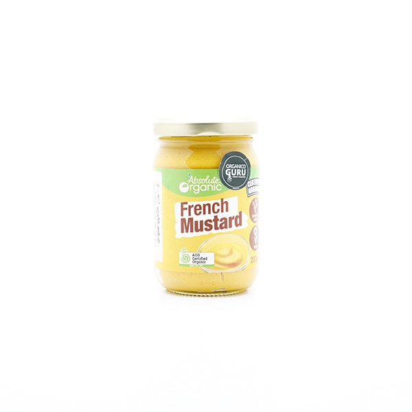 Absolute Organic French Mustard 200G - in Sri Lanka