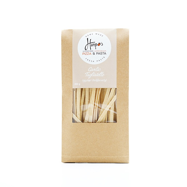 Harpo'S Pizza & Pasta Garlic Tagliatelle 200G - in Sri Lanka
