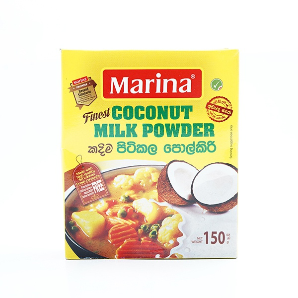 Marina Coconut Milk Powder 150G - MARINA - Seasoning - in Sri Lanka