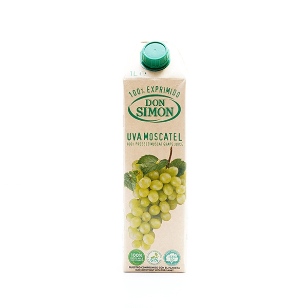 Don Simon Green Grape Juice 1L - DON SIMON - Fruit Drinks - in Sri Lanka